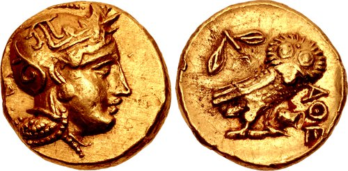 Cng Feature Auction Triton Xix Attica Athens 295 Bc