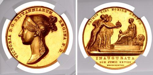 CNG: Feature Auction Triton XXI  HANOVER  Victoria  1837