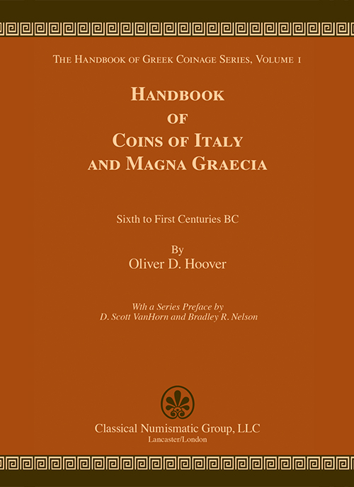 The Handbook of Greek Coinage Series - HOOVER - Page 3 133300000