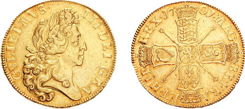 Thereafter The Irish Coinage Was Struck Entirely By English Kings And Generally Followed Their System Of Denominations Until Union 1707