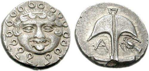 petite monnaie d'argent antique... ou en toc... lol 78000256