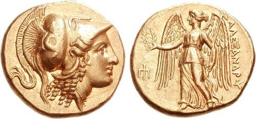 80000175 KINGS of MACEDON. Alexander III 'the Great'. 336 323 bc