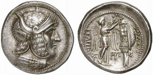 90010117 SELEUKID KINGS of SYRIA. Seleukos I Nikator. 312 281 BC